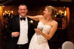 Great Fosters Wedding Photos | Conrad and Alison