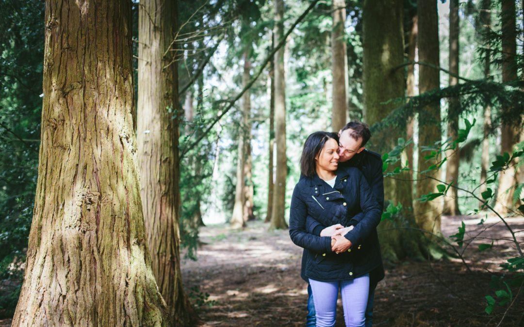 Bedgebury Engagement Photos | Alisha and Matt