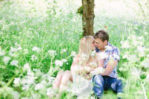 Penshurst Place Engagement Photos | Tunbridge Wells Photographer | Kayleigh and Chris