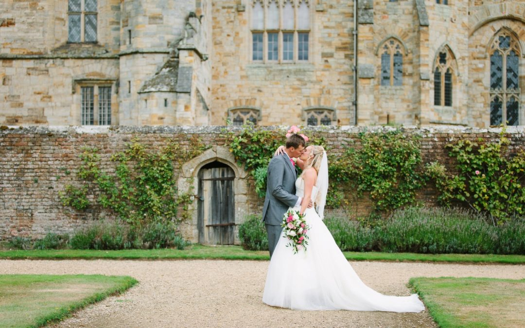 Penshurst Place Wedding Photos | Kayleigh and Chris
