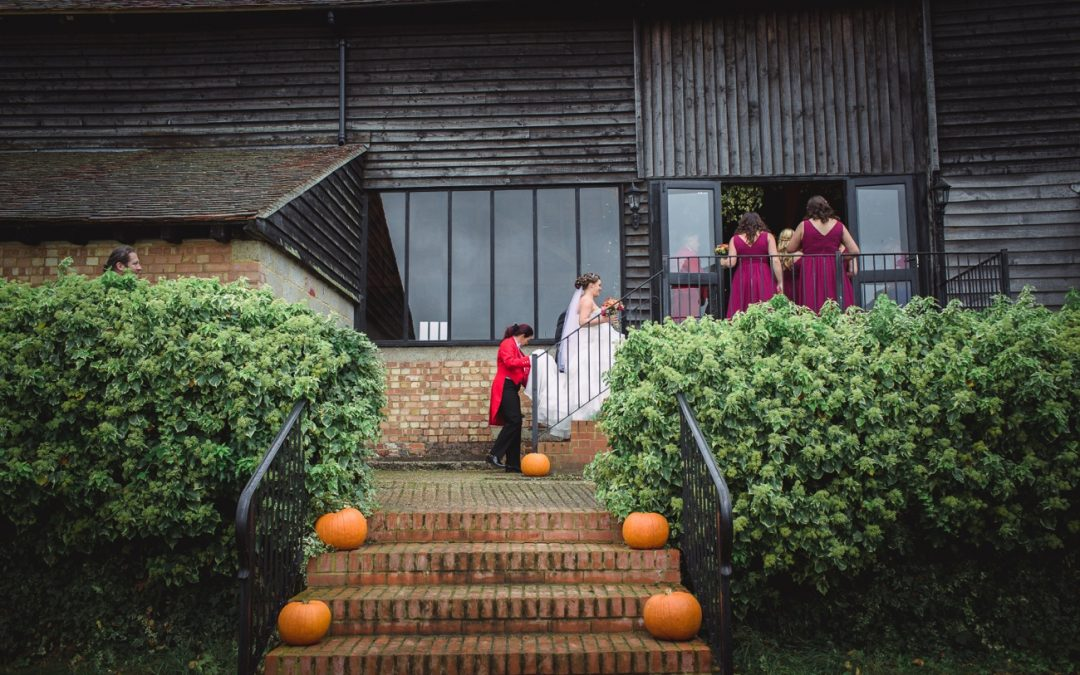 The Great Barn Rolvenden Wedding Photographs | Louise and Steve