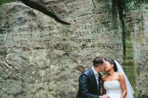 High Rocks Wedding Photos | Tunbridge Wells Photographer | Alisha and Matt