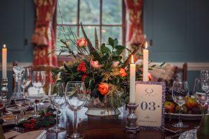 Sprivers Mansion Wedding Photos | Autumn Styled Shoot