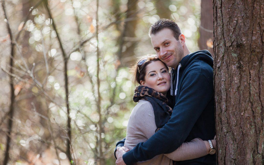 Bedgebury Engagement Photographs | Kiri and Wayne