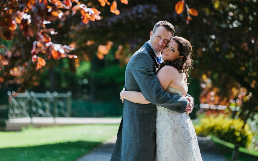 Orangery Turkey Mill Wedding Photos | Kiri and Wayne