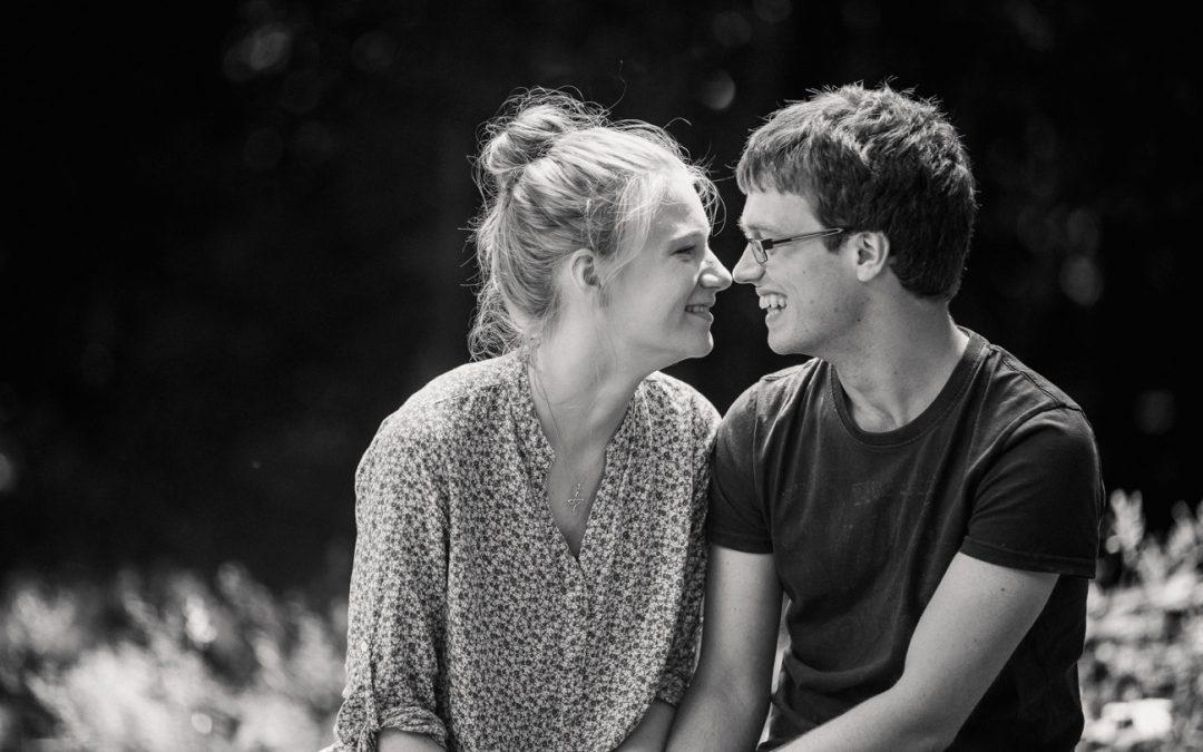 Tunbridge Wells Engagement Photos | Elysia and Mark