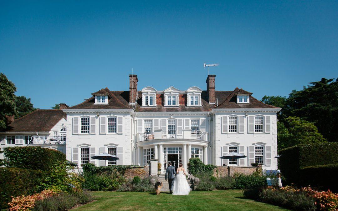 Gorse Hill Hotel Wedding Photos | Zuza and Richard
