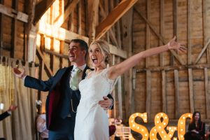 Great Barn Rolvenden Wedding Photos | Sarah and Chris
