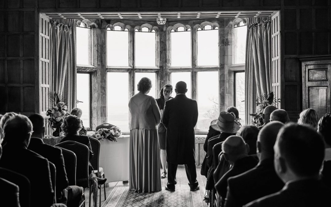 Lympne Castle Wedding Photos | Karen and Mick