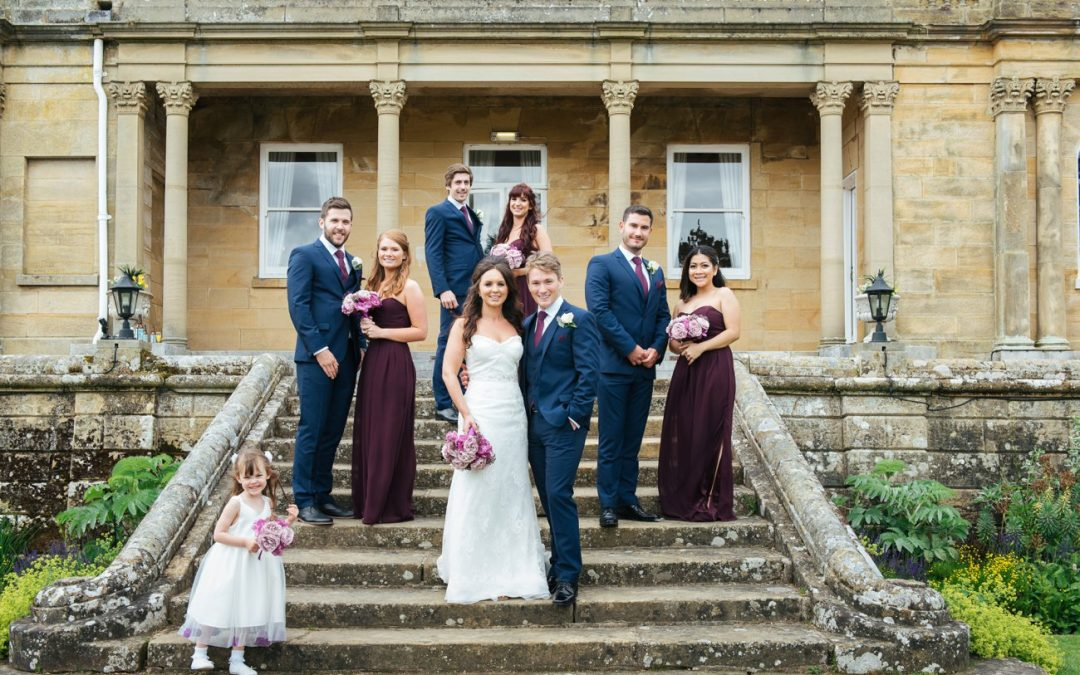 Salomons Estate Wedding Photographer | Laura and Mike