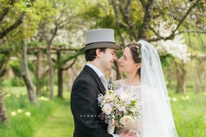 Penshurst Place Spring Wedding Photography | Emma and Tom