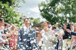 Country Garden Wedding Surrey | Rachel and Damian