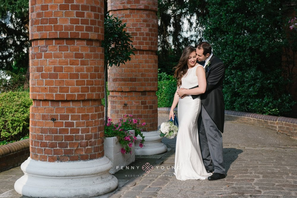 Hendon Hall Hotel Wedding Photos | Sam and Tom