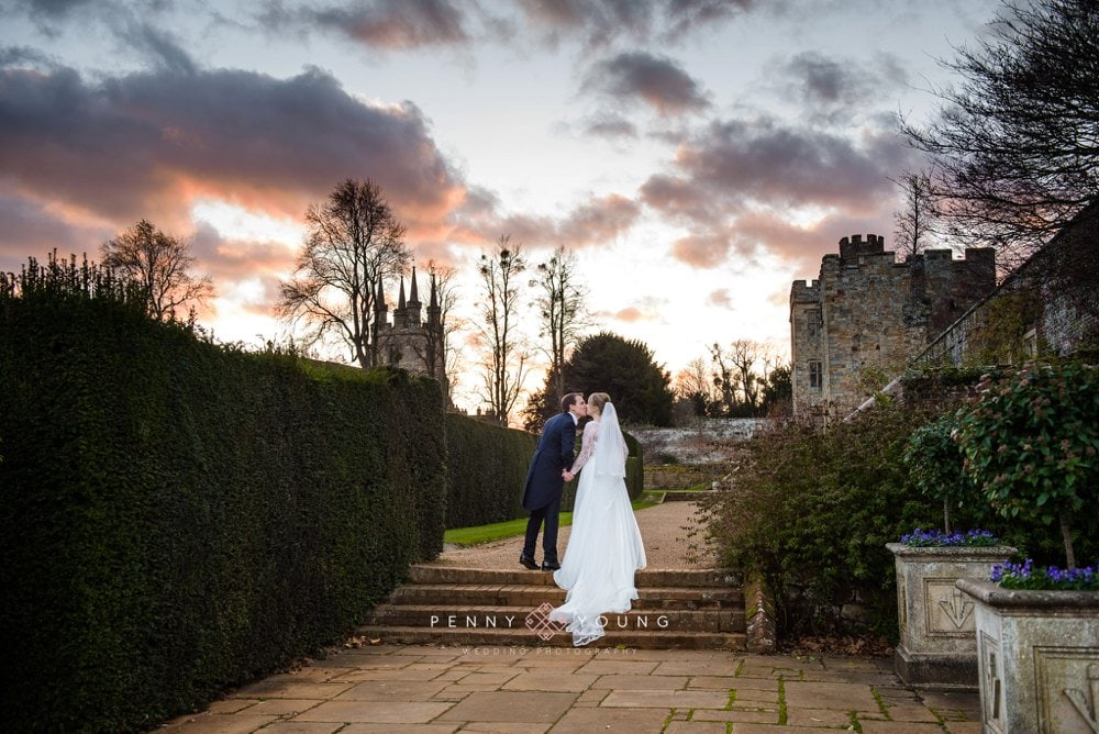 Penshurst Place Wedding Photographs | Julia and Doug