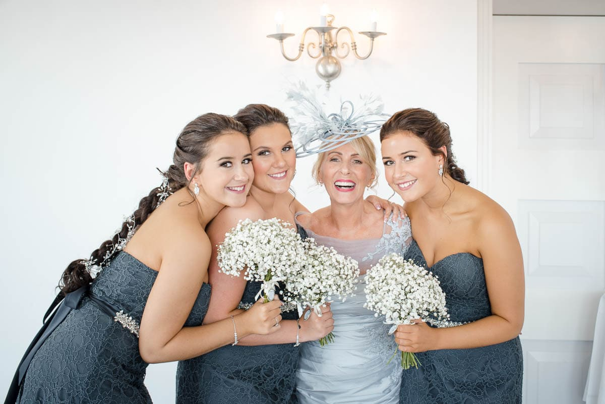 Kent Wedding Photography Information - the girls