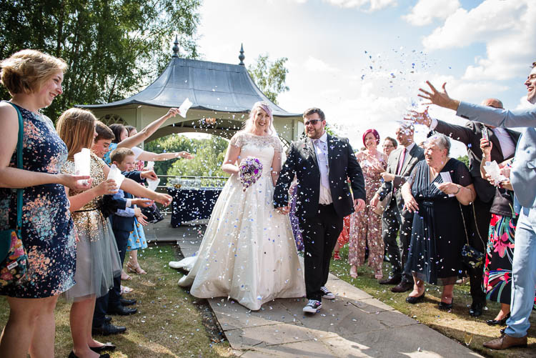 Wedding Photography Customer Reviews - Confetti Couple