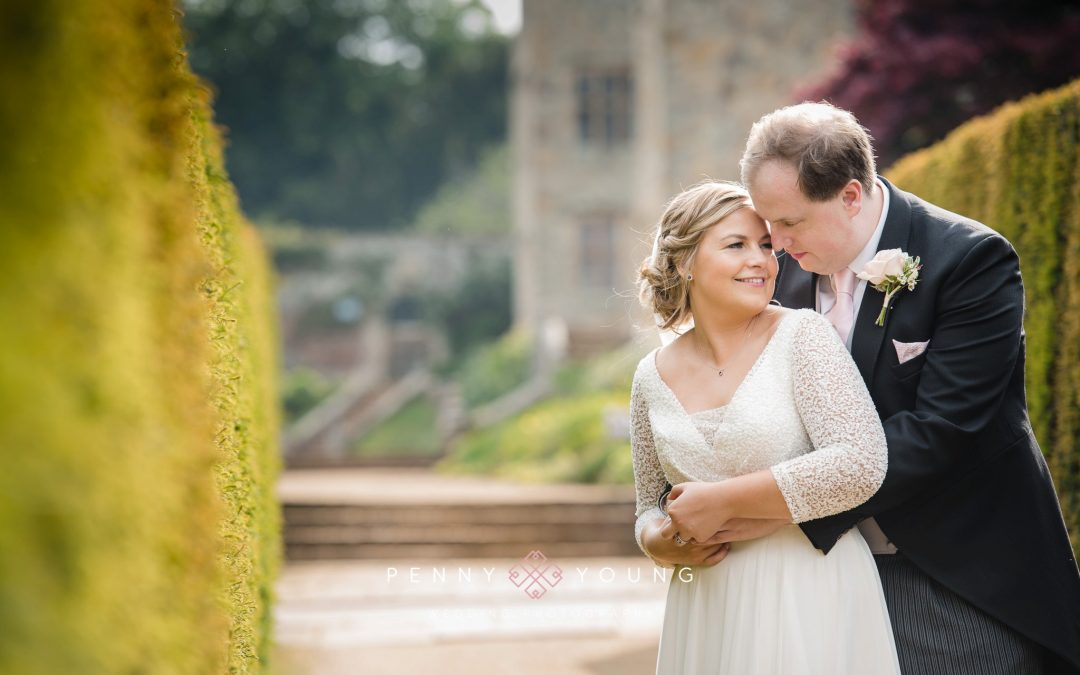 Penshurst Place Summer Wedding | Victoria and Richard