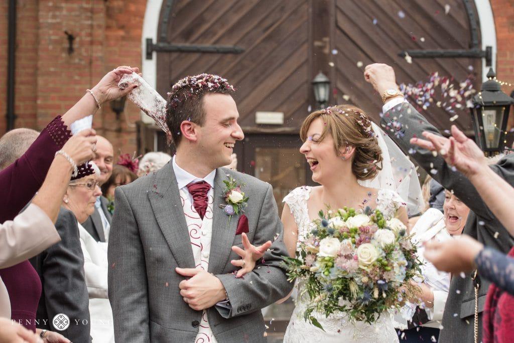 Chilston Park Hotel Wedding
