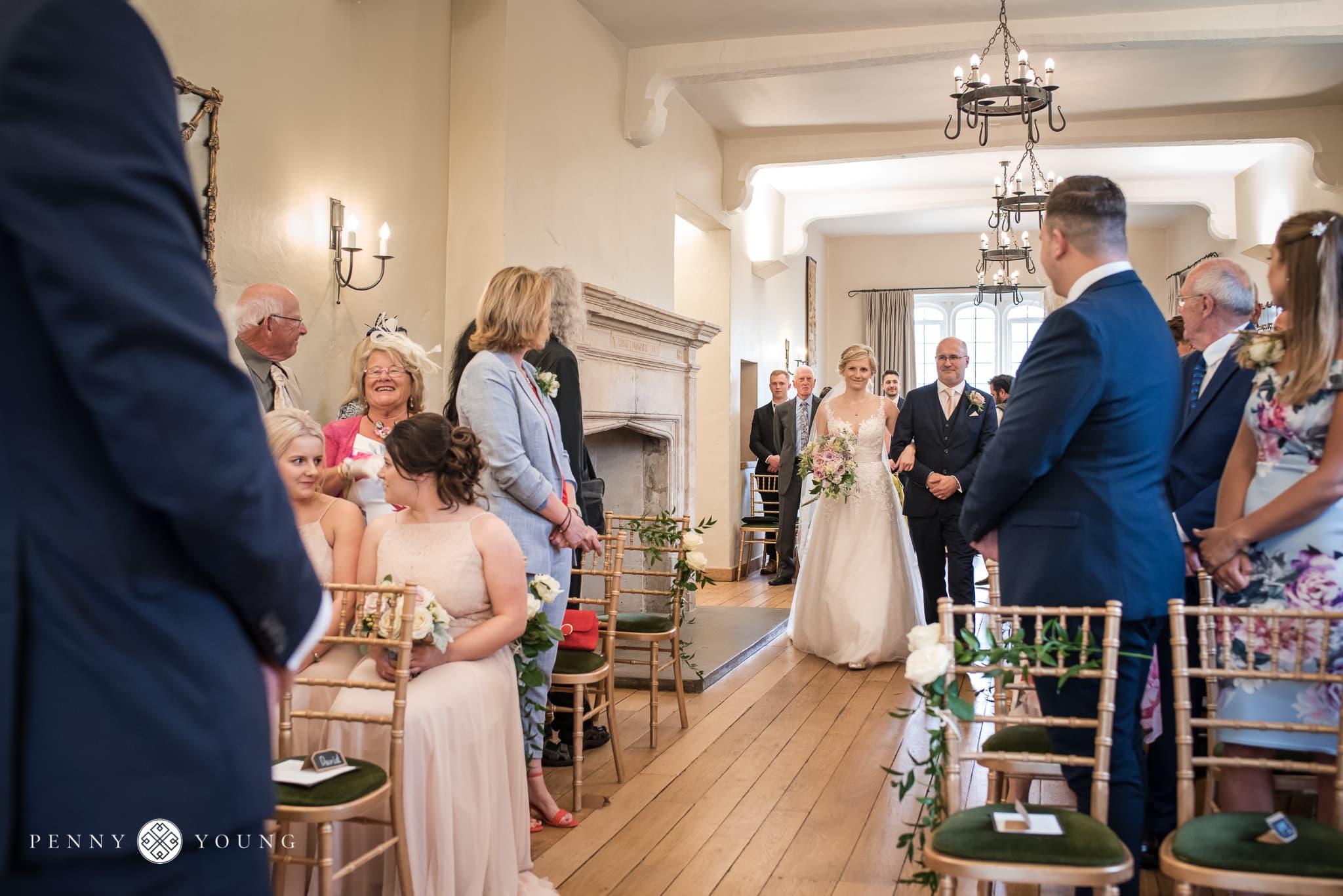 Leeds Castle Wedding