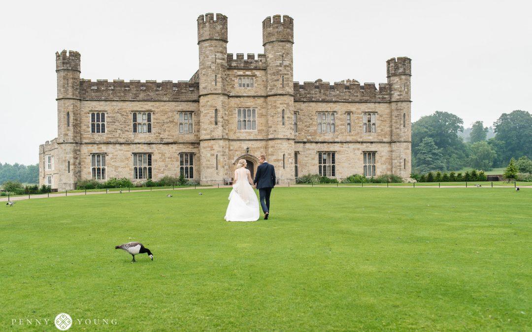Leeds Castle Wedding | Franky and Jack