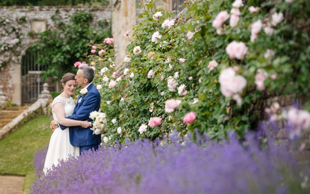 Summer Wedding at Penshurst Place