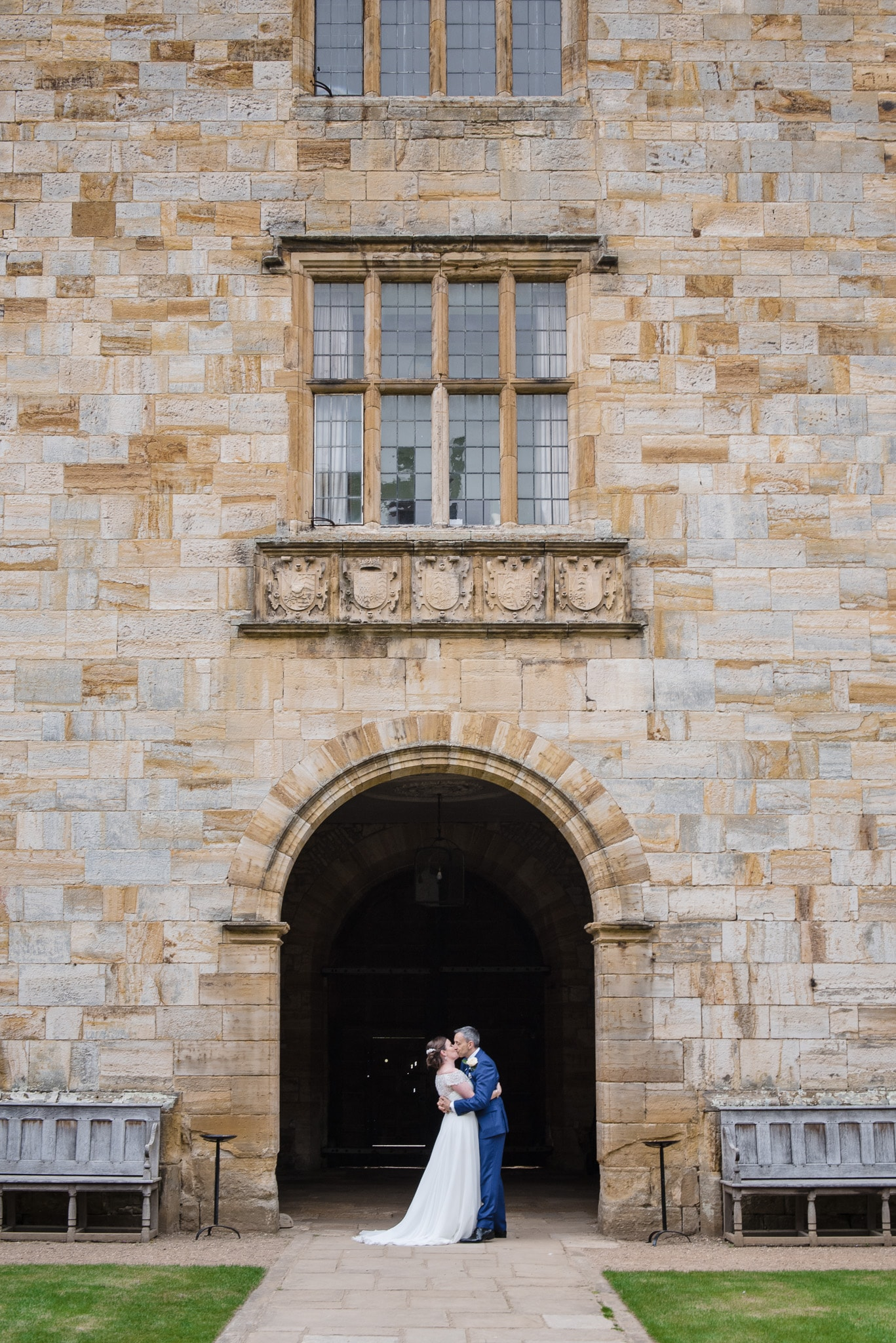 Summer Wedding at Penshurst