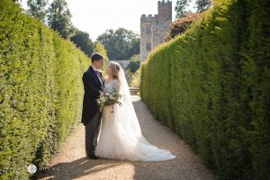 Summer Wedding Penshurst Place | Sophie and Dan