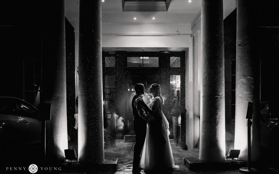 Winter Wedding at The Hotel Du Vin