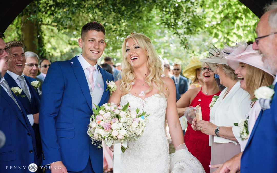 Summer Kent Country Garden Wedding