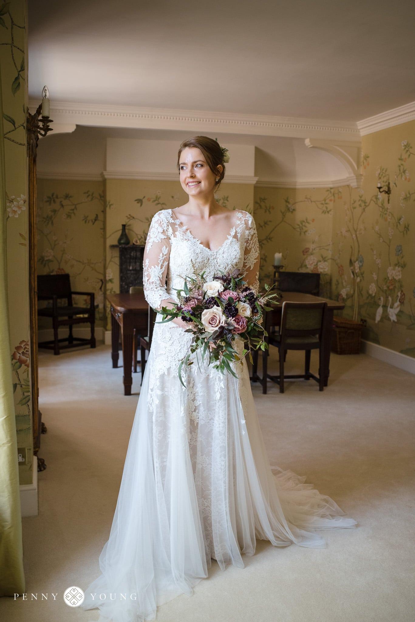 Pretty Pastel Wedding at Penshurst Place