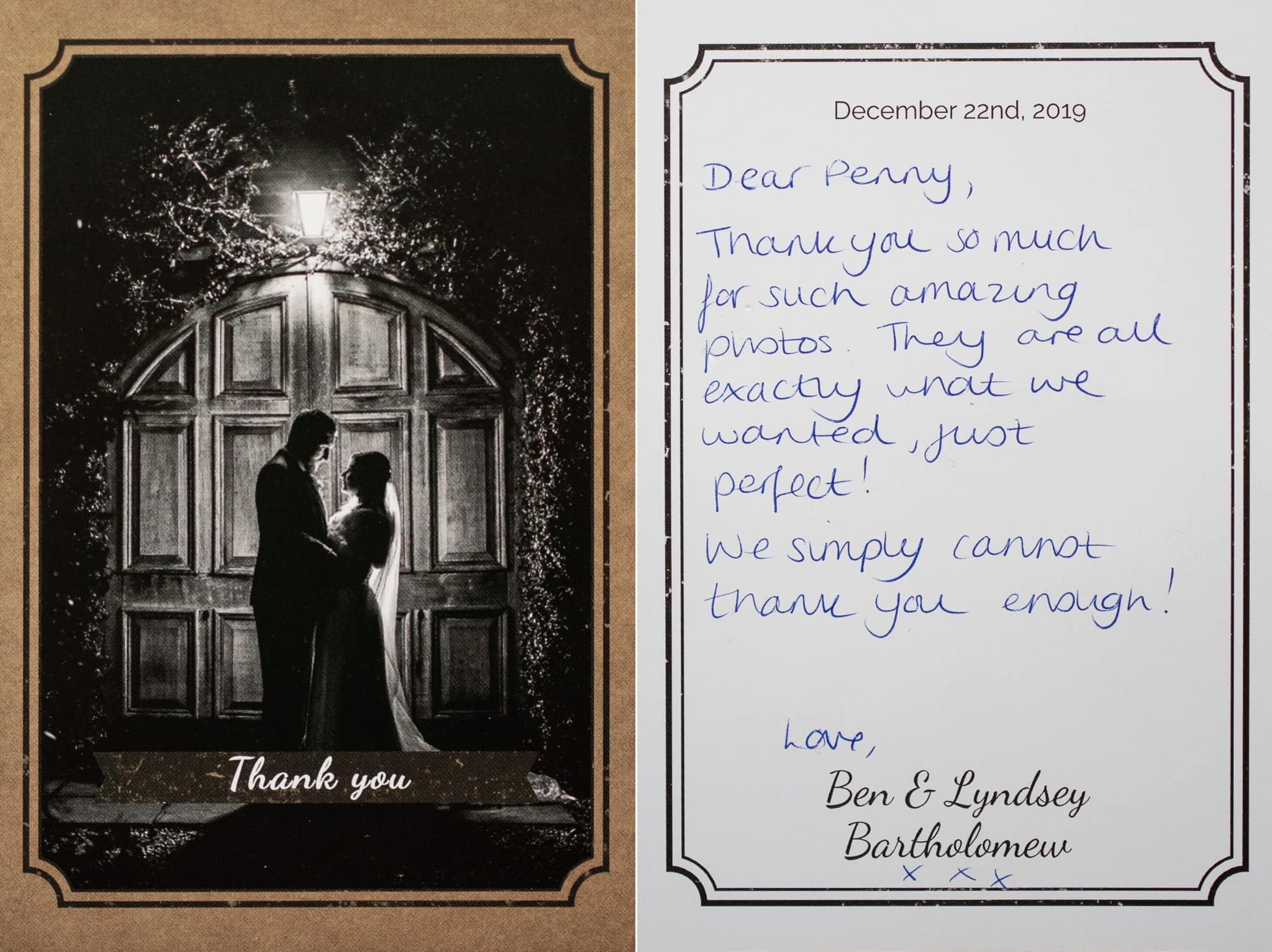 Wedding Photography Customer Reviews