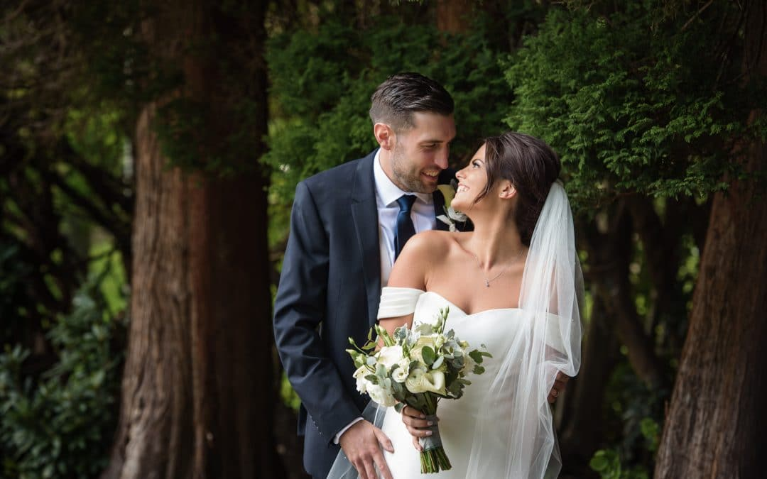 Elegant Spa Hotel Tunbridge Wells Wedding