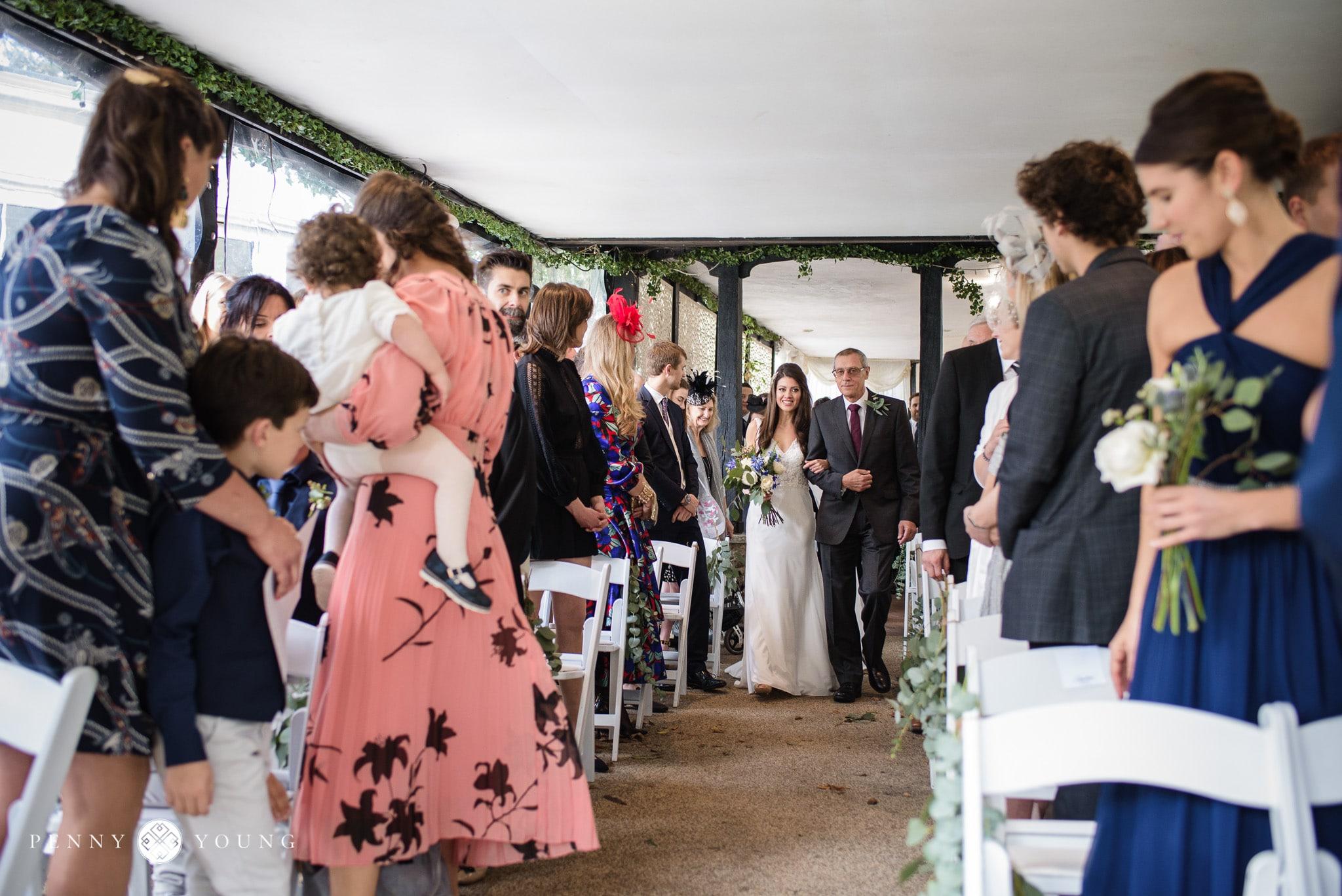 Hayne House Wedding Photography