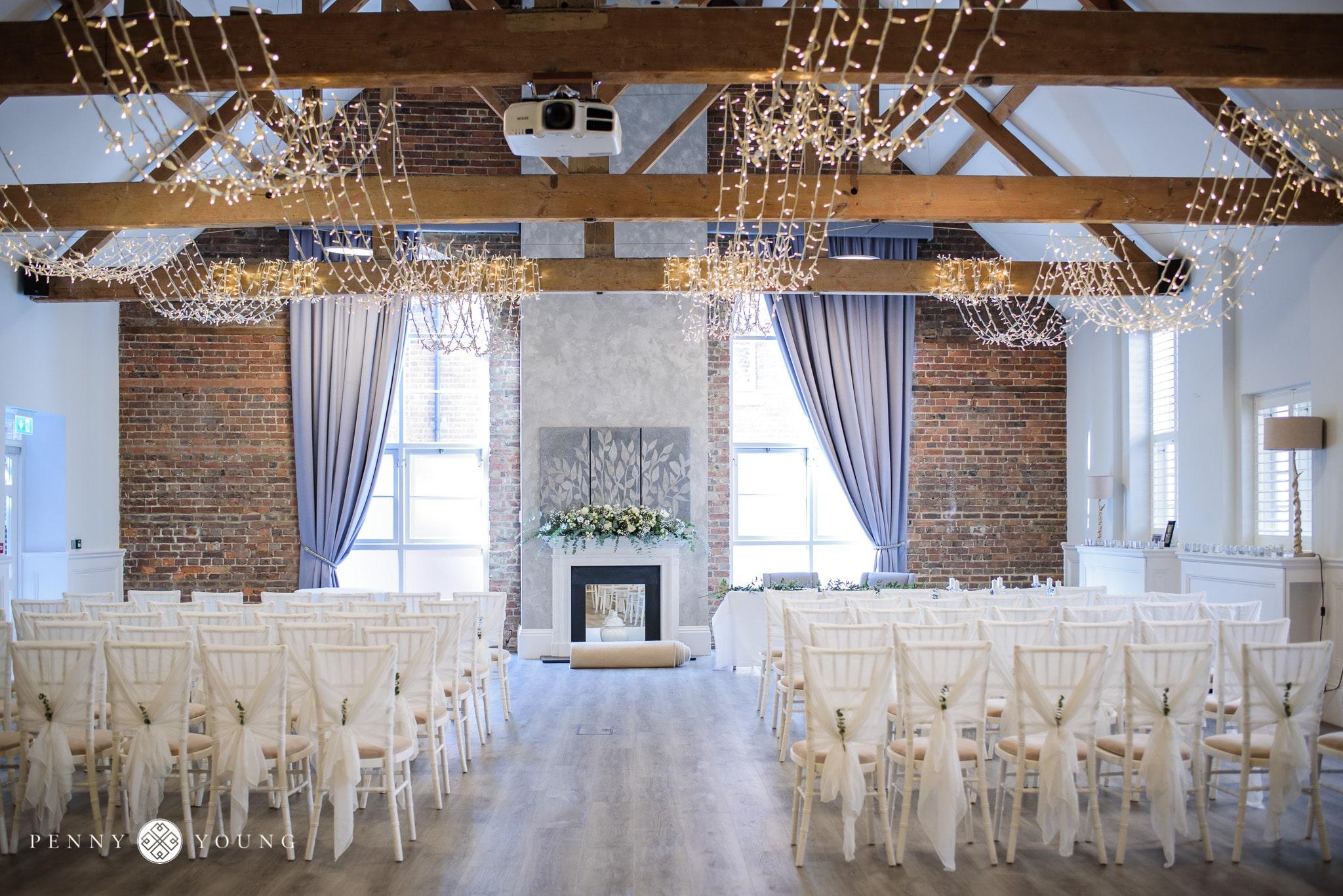 One Warwick Park Wedding