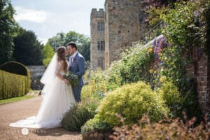 Spring Wedding at Penshurst Place