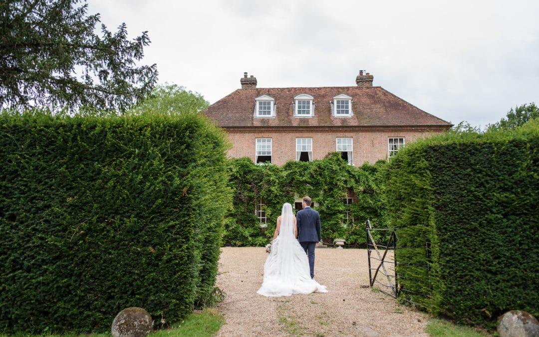 Summer Wedding at Sprivers Mansion