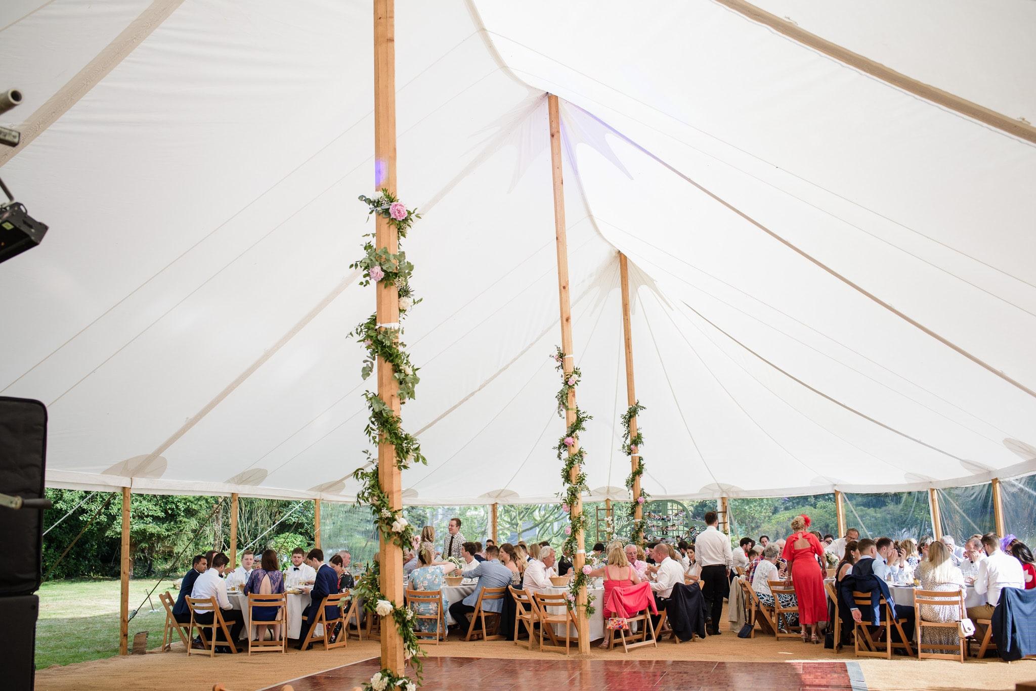 Surrey Country Garden Wedding