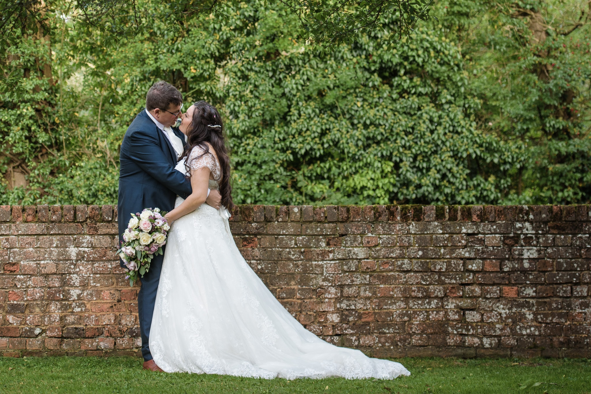Wedding at The Plough in Leigh