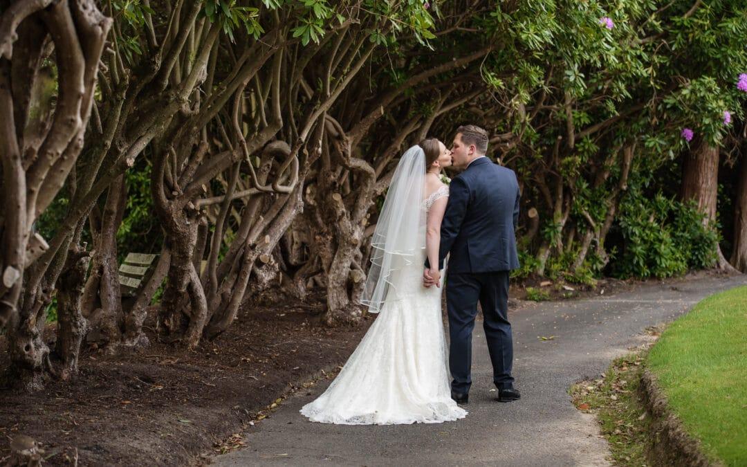 Stylish Spa Hotel Wedding